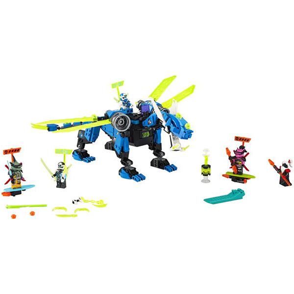 LEGO Ninjago Jay's Cyber Dragon (71711)
