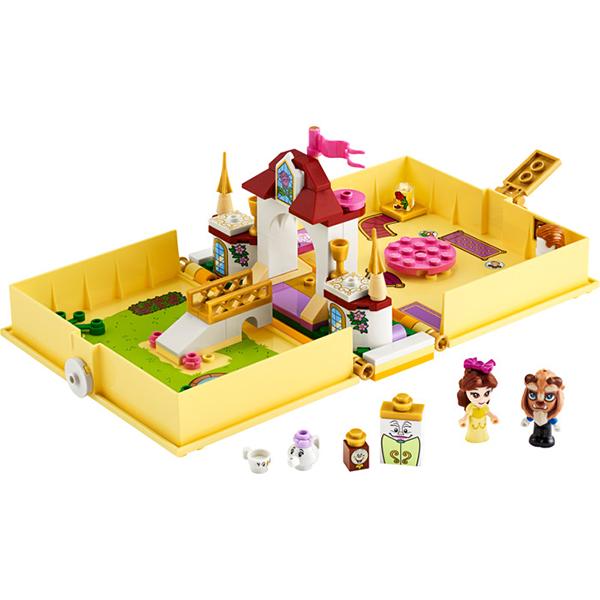 LEGO Disney Princess Belle's Storybook Adventures (43177)