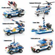 Αστυνομικό Σκάφος (6σε1) Exclusive