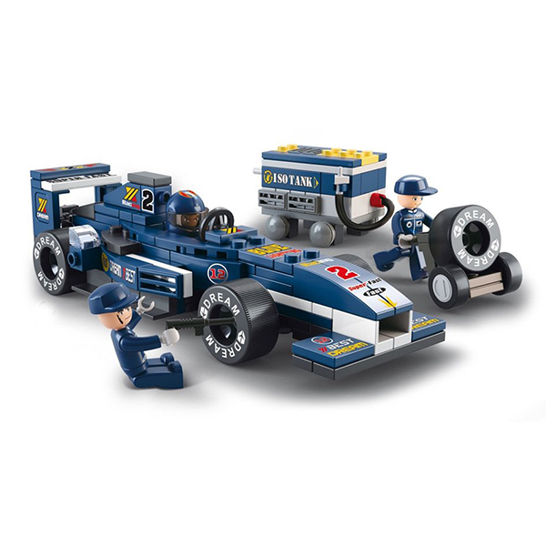 Formula1 με Pit Stop