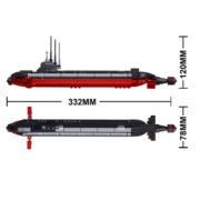 Submarine Dimensions