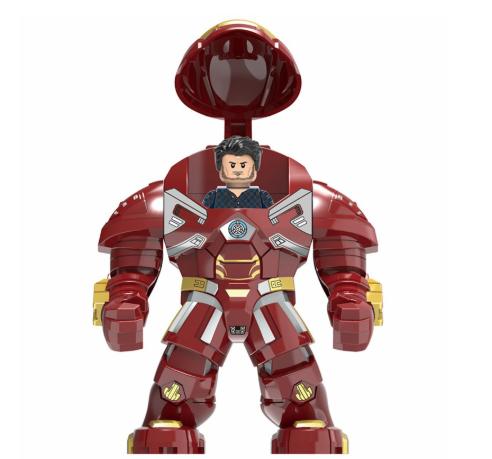 Iron Man Hulkbuster II