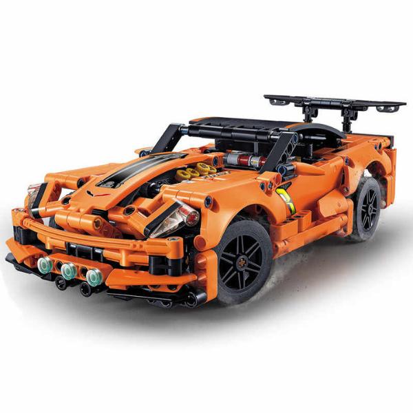 Αγωνιστικό Όχημα Κόκκινη Corvette
