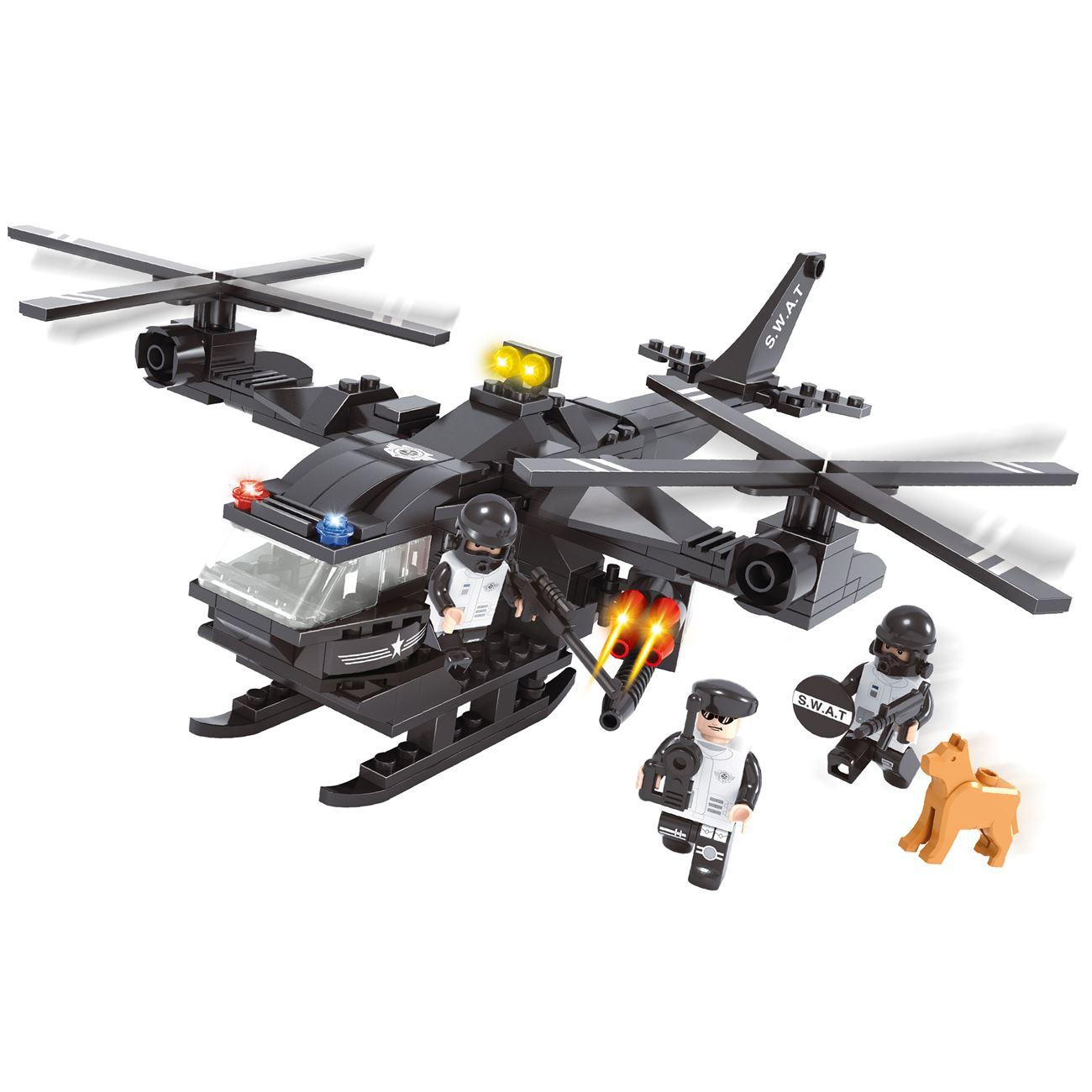 Αστυνομικό Ελικόπτερο SWAT