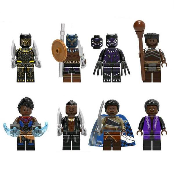 Black Panther Σετ Συλλεκτικές Φιγούρες
