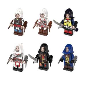 Assassins Creed Σετ Συλλεκτικές Φιγούρες