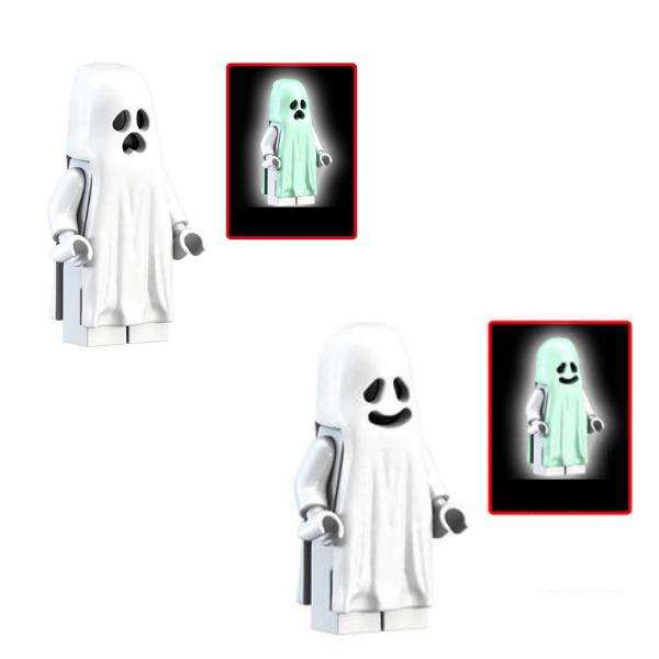 Φαντάσματα Σετ Συλλεκτικές Φιγούρες που Φωσφορίζουν