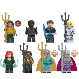 Aquaman Set