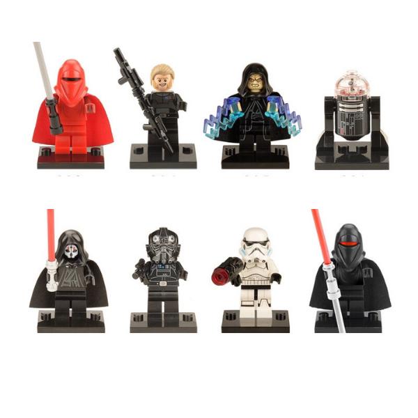 Star Wars (Black) Σετ Συλλεκτικές Φιγούρες