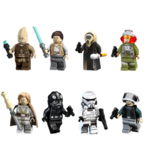 Star Wars Fighters Set