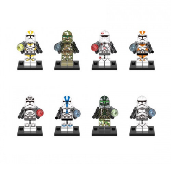Star Wars (Troopers) Σετ Συλλεκτικές Φιγούρες