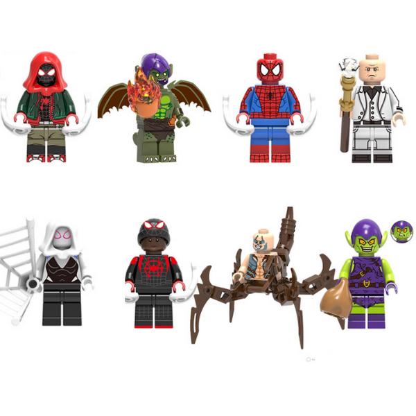 Ultimate Spiderman Σετ Συλλεκτικές Φιγούρες