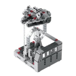 Star Wars Millennium Falcon με Βάση Ισορροπίας