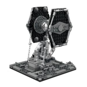 Star Wars Tie Fighter με Βάση Ισορροπίας