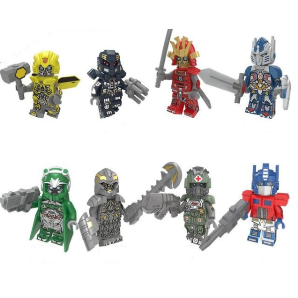 Transformers Σετ Συλλεκτικές Φιγούρες NEW