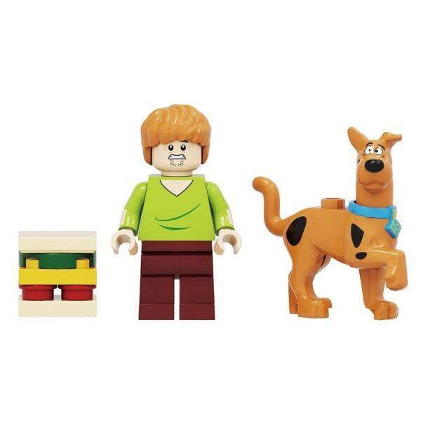 Scooby Doo Σετ Συλλεκτικές Φιγούρες