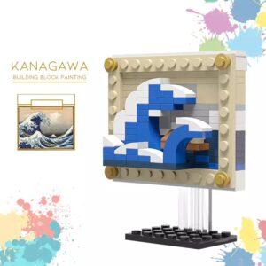 Το μεγάλο κύμα έξω από την Καναγκάβα, Katsushika Hokusai
