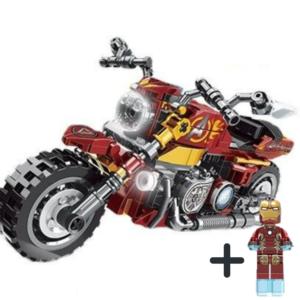 Μηχανή Iron Man + Φιγούρα